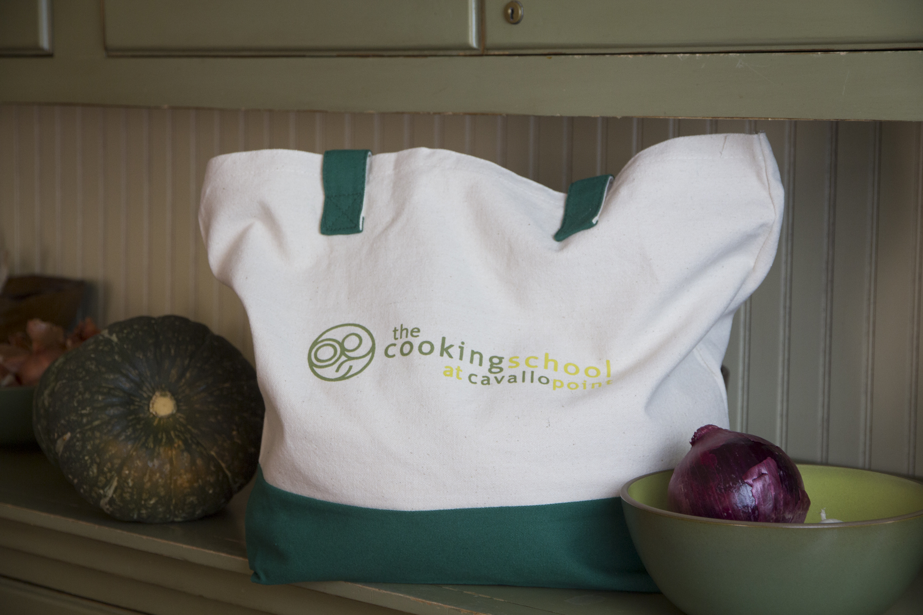 You may also like: - Cavallo Point Cooking School Farmer's Market Tote