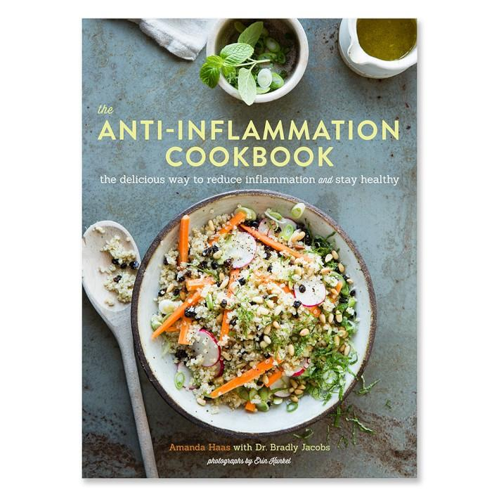You may also like: - The Anti-Inflammation Cookbook: The Delicious Way to Reduce Inflammation and Stay Healthy