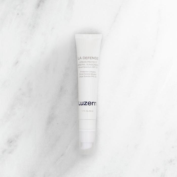 You may also like: - Luzern La Defense Mineral Sunscreen SPF 30