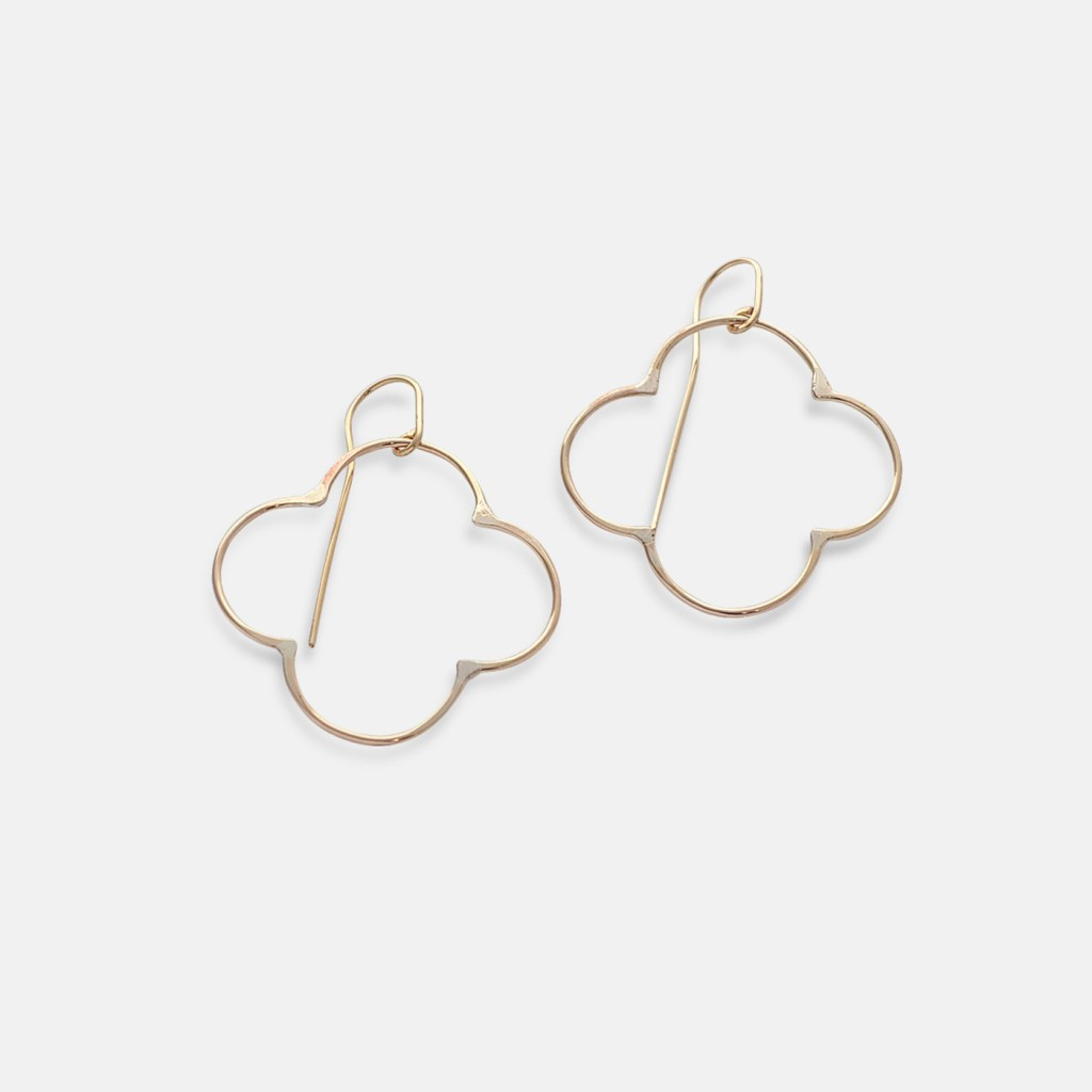 You may also like: - Amy Nordstrom Gold-Filled Clover Earrings
