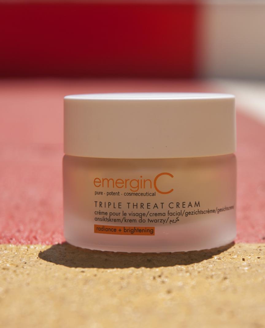 You may also like - emerginC triple threat cream