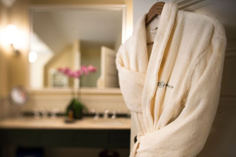 You may also like - Cavallo Point Bath Robe