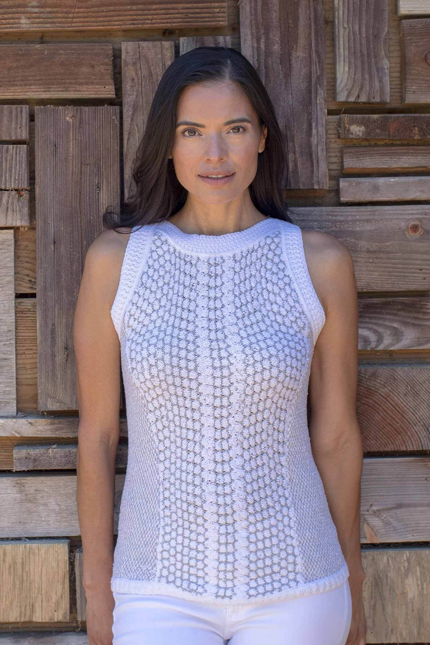 You may also like - Indigenous Designs Crochet and Knit Top