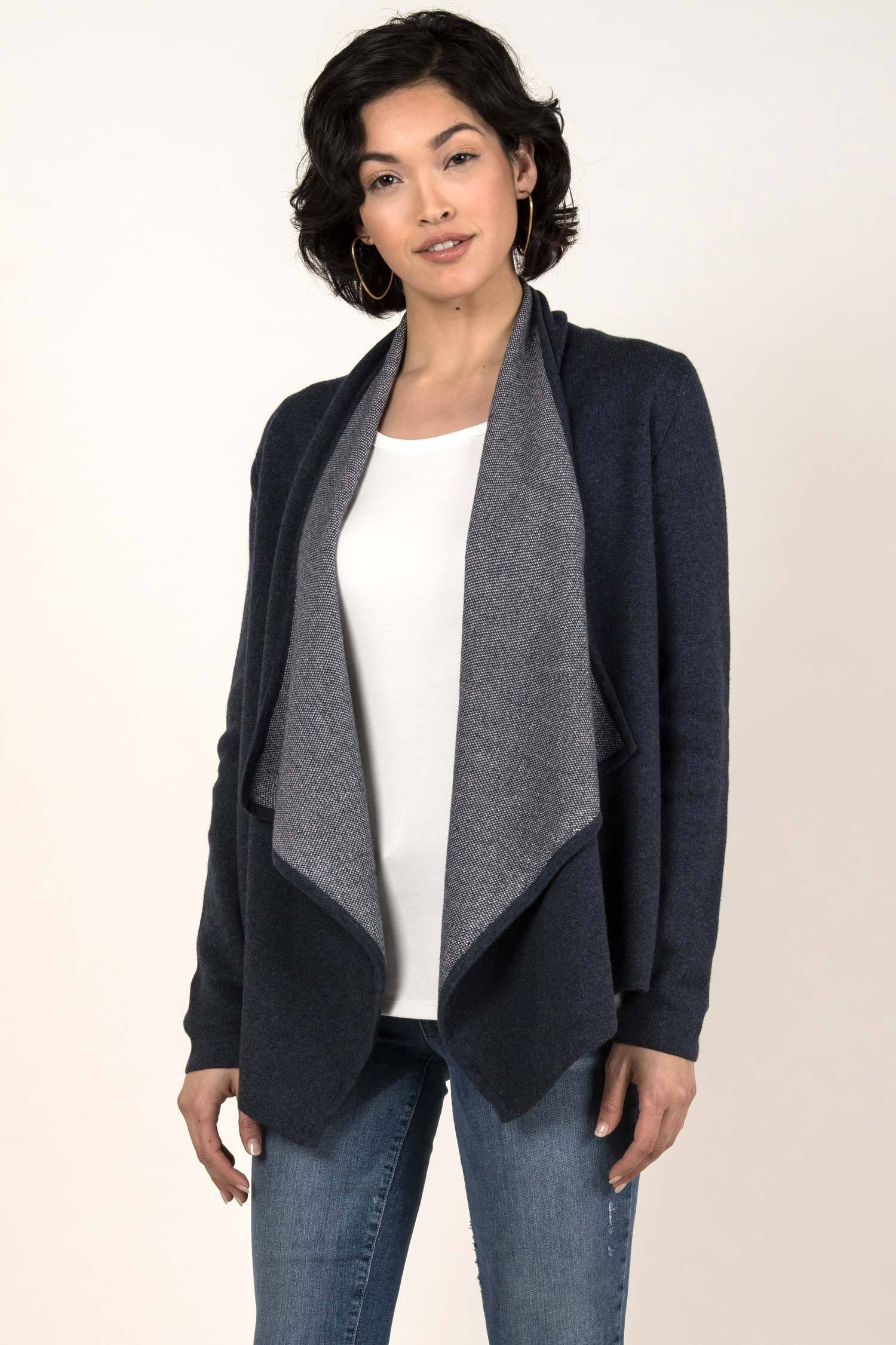 You may also like - Indigenous Designs Drape Front Cardigan