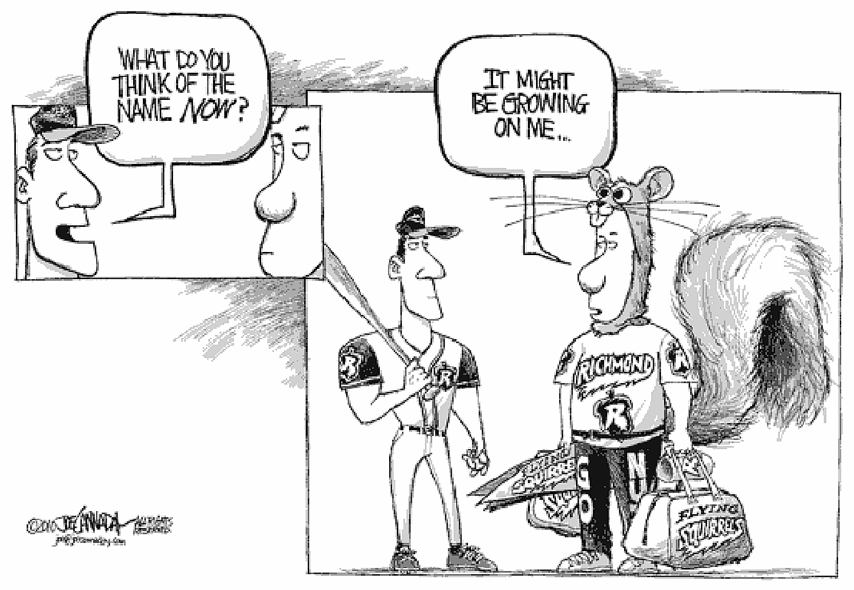 © Joe Cannaday, Richmond Times-Dispatch