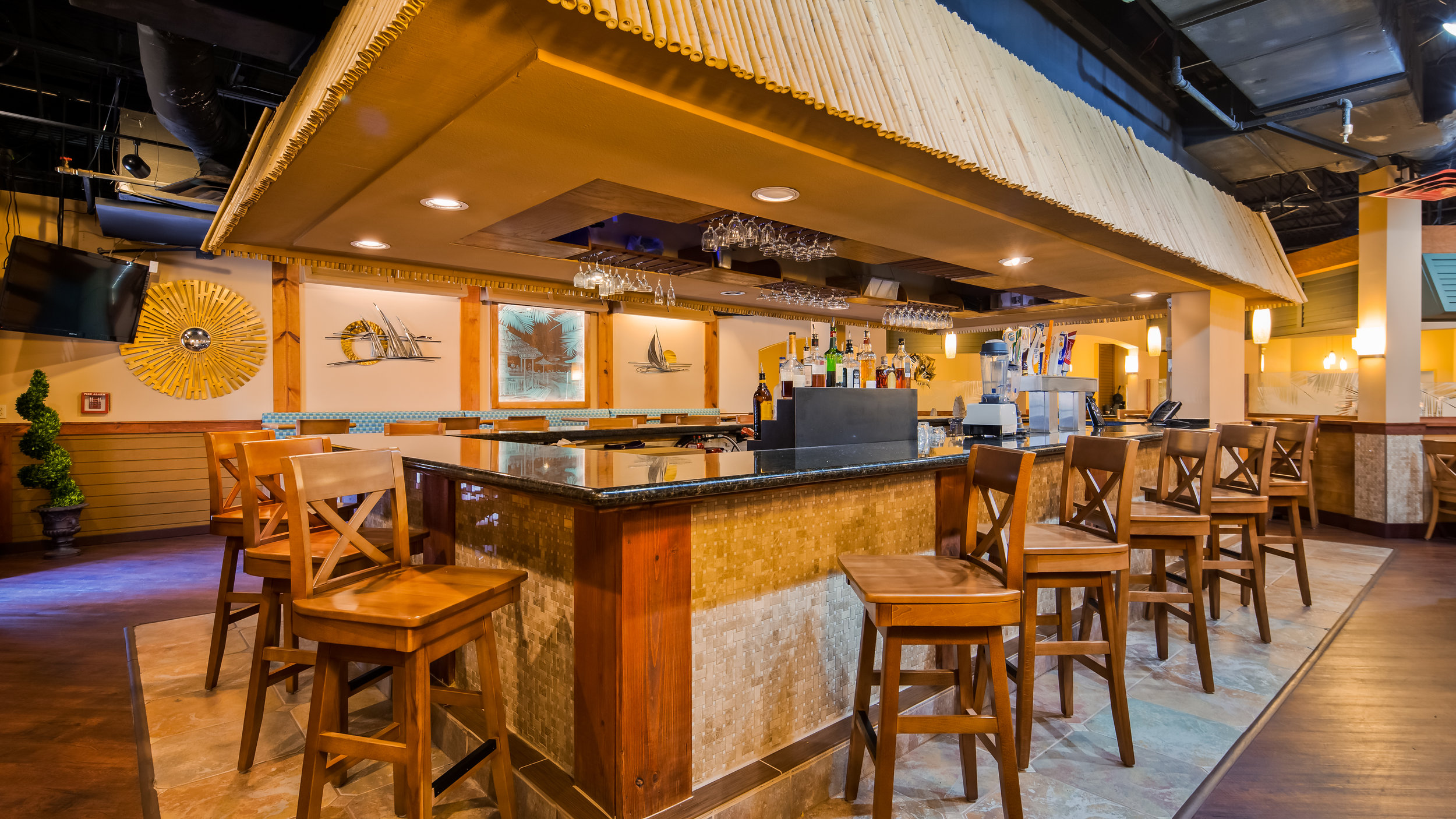 Sharky & Jack's BAr & Grille - Open for Breakfast, Lunch, Happy Hour and Dinner!