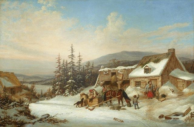LIEUX : HISTOIRE DE VILLES ET VILLAGES FRANCO-CANADIENS