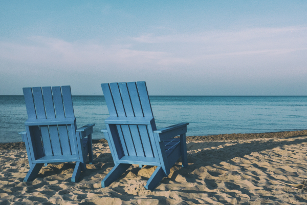 Where do you find your peace? -