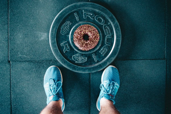 The Executive Donut Shop Next to The Gym -