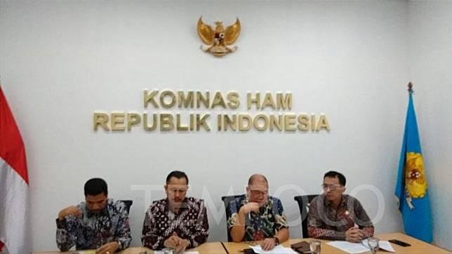 Komnas HAM Bantul Regent revoking the permit of a church, Gereja Pantekosta di Indonesia (GPdI) Immanuel, is legally ungrounded.
