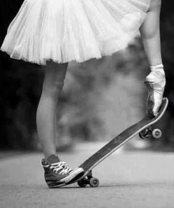 …Unless, of course, it concerns your tutu, then all bets are off!
