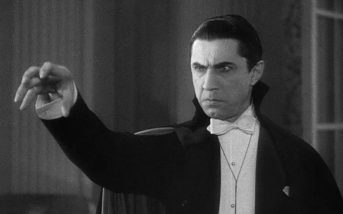 Bela Lugosi in Dracula (1931, Universal)