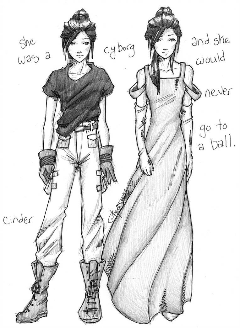 """""""Cinder"""" by chrysalisgrey"""