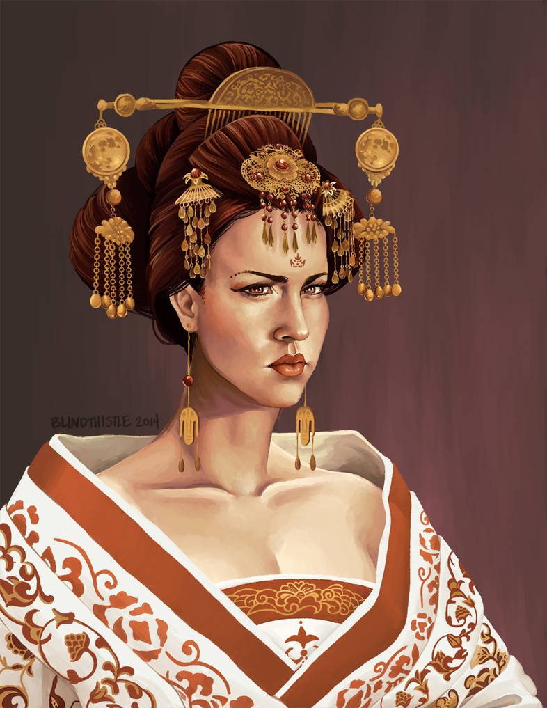 """Queen Levana"" by blindthistle"