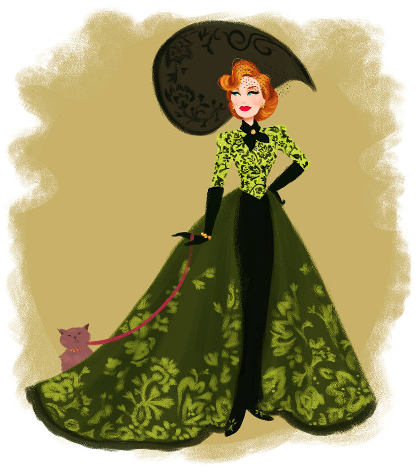 """""""Cinderella - Lady Tremaine"""" by DylanBonner"""