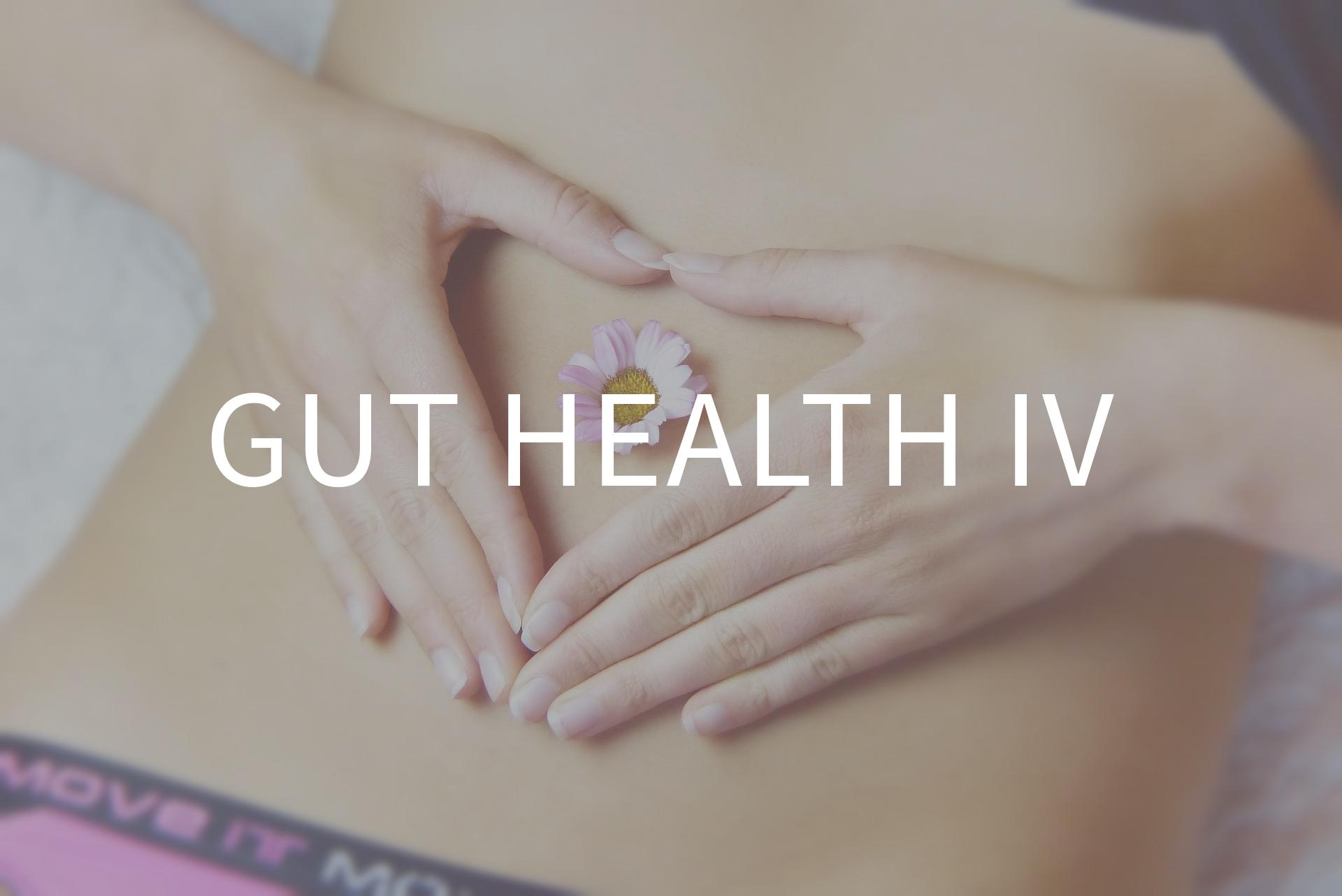 Emerald Gut Health IV