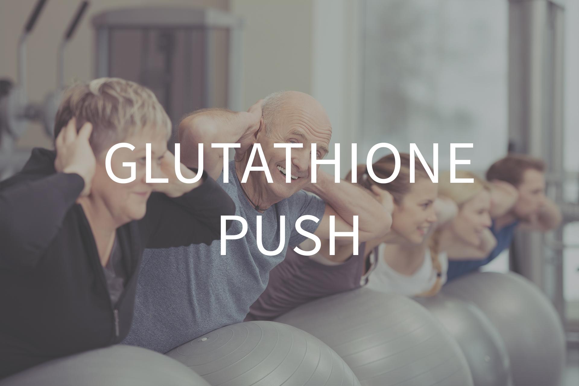 Emerald IV Glutathione Push