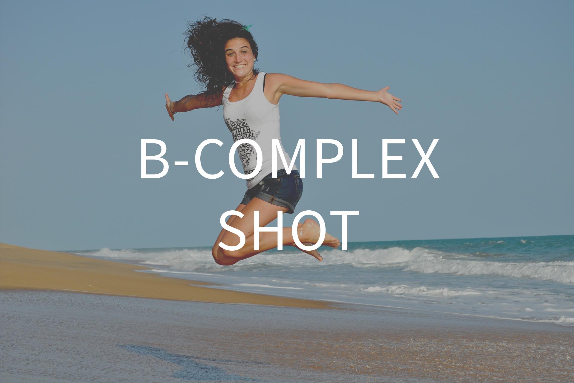 Emerald B-Complex Shot