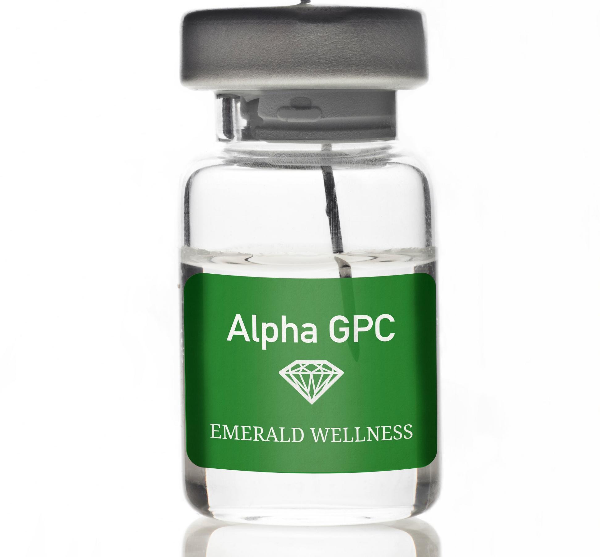 Alpha-GPC IV Therapy Edmonton