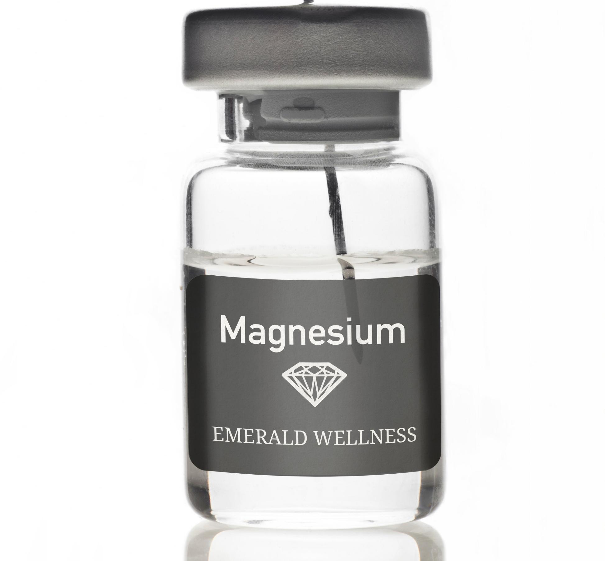 Magnesium IV Therapy Edmonton