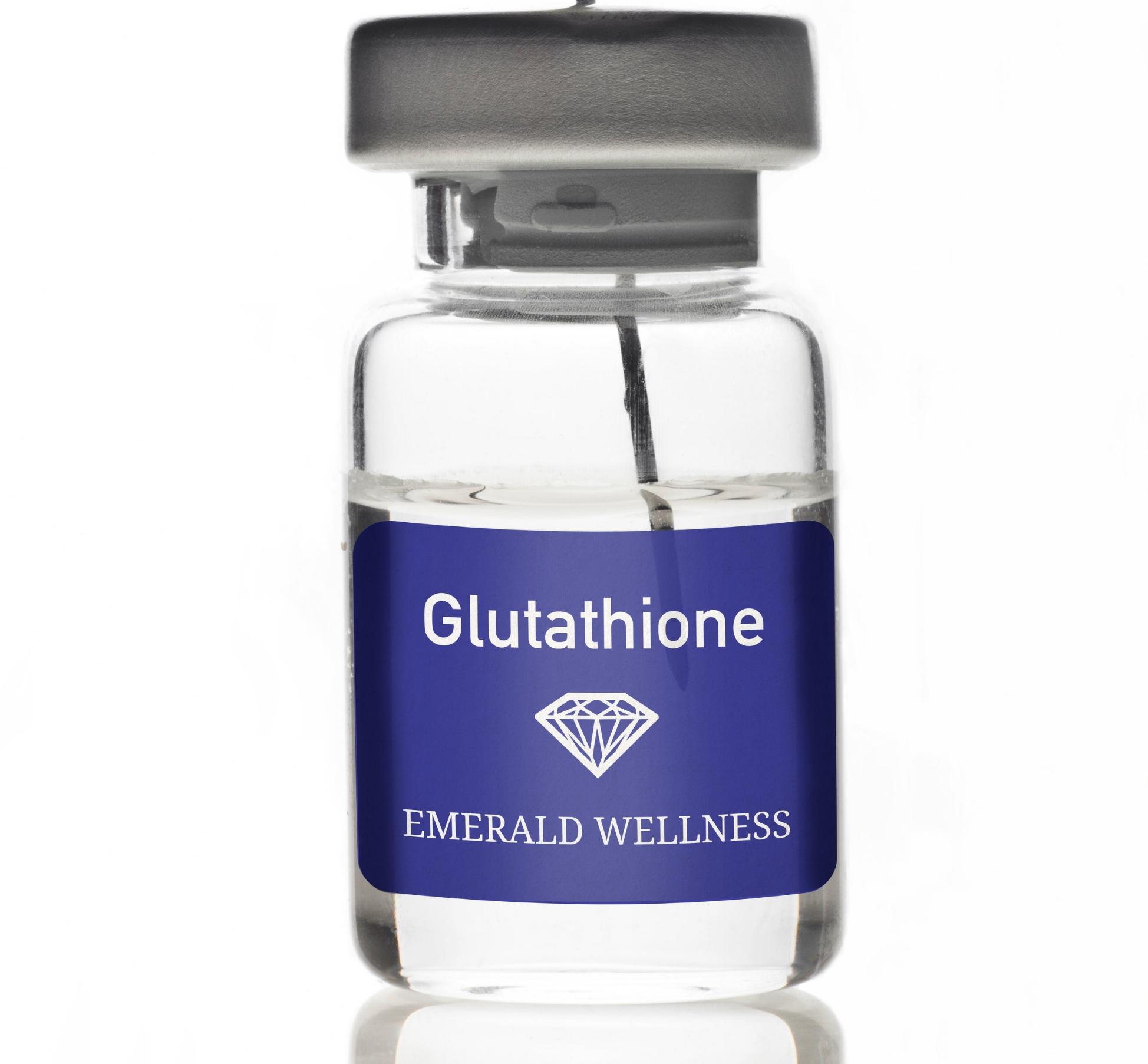 Glutathione IV Therapy Edmonton