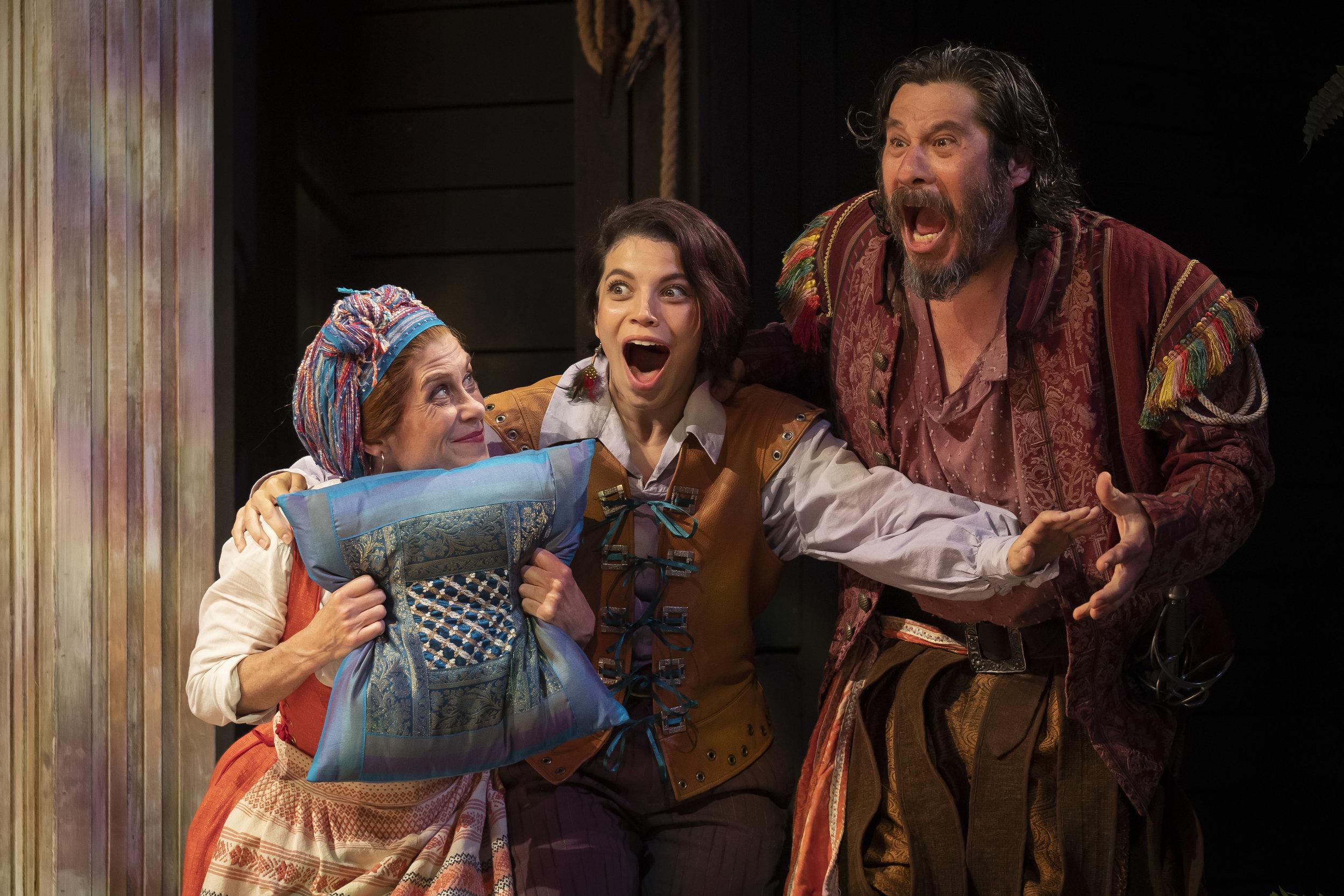 Twelfth Night, American Players Theatre (photo by Liz Lauren)
