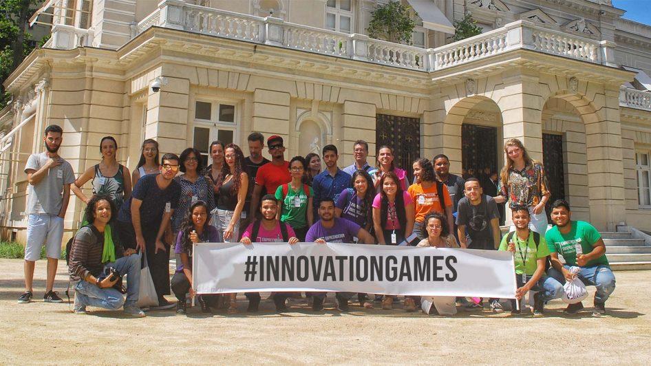 Innovation Games Brazilië