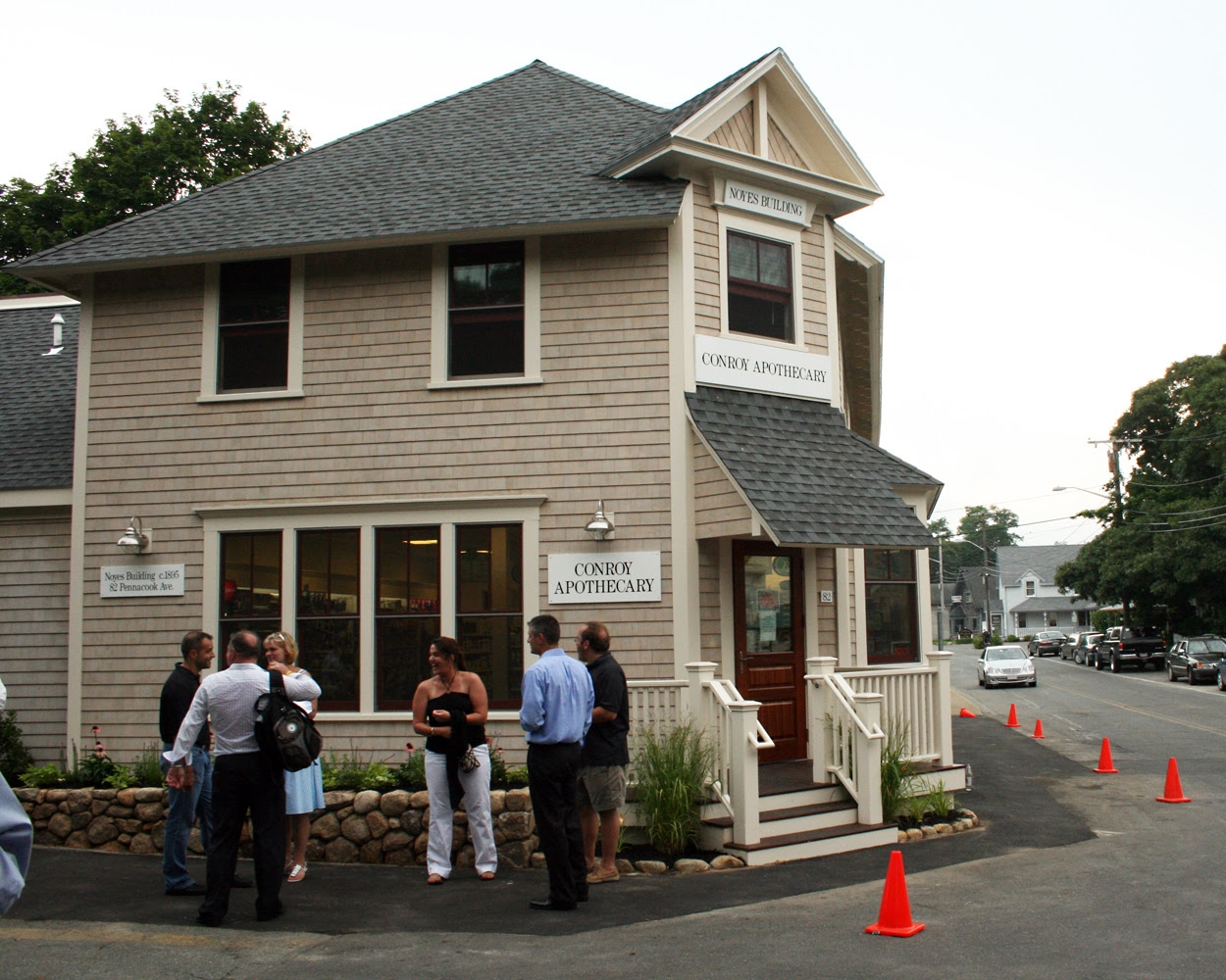 Noyes Building, Oak Bluffs