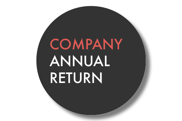 $220 + GST - Company Annual Return (filing with Companies Office) - Maintain and update Company records as required. Including:Shareholder register.Minute book.Register of Charges.Address and contact information.