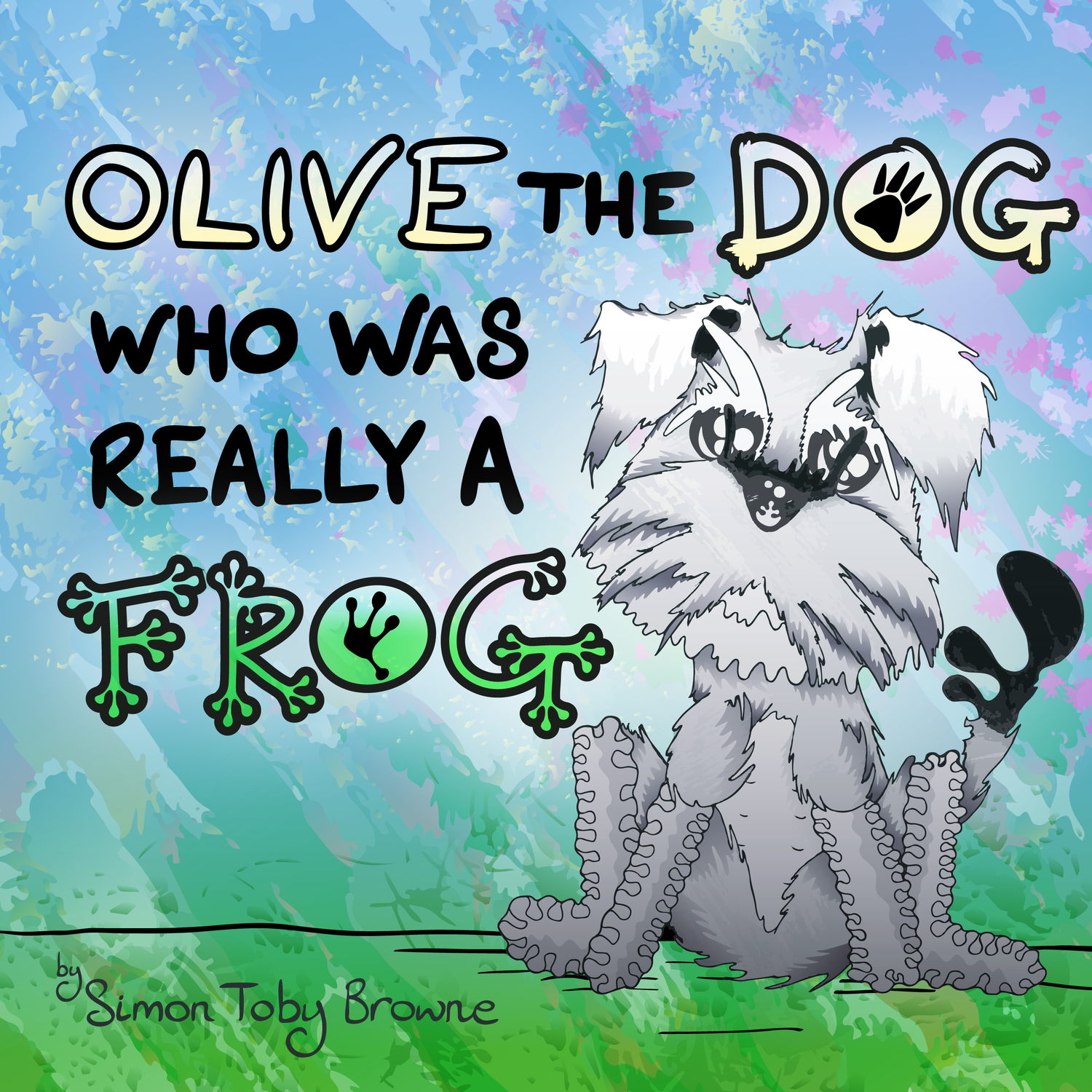 olive the dog who was really a frogby simon toby Browne - A picture book inspired by identity, with a message about acceptance and promoting strength through diversity. Olive The Dog Who Was Really A Frog encourages individual differences to be universally accepted, to nurture friendships and promote strength through diversity.