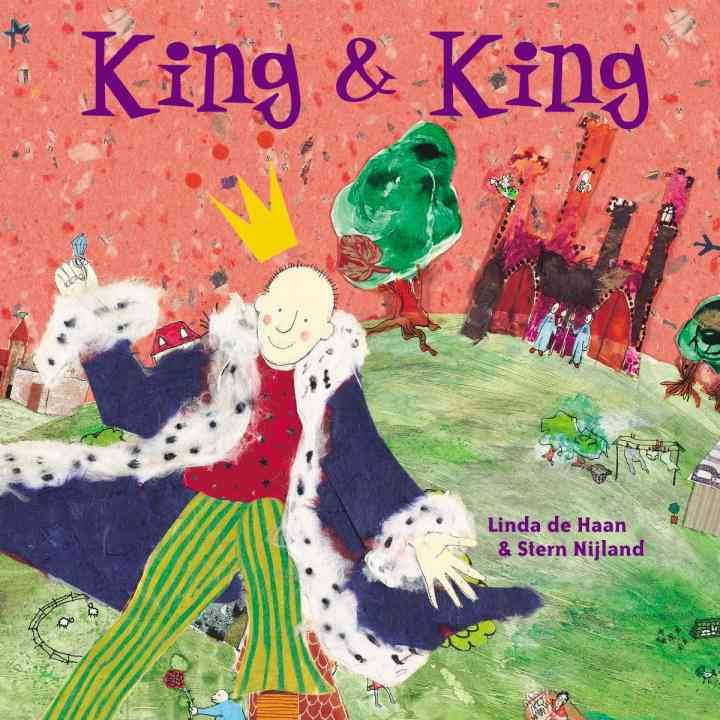 King & KingBy Linda de haan & Stern Nijland - When the queen insists that the prince get married and take over as king, the search for a suitable mate does not turn out as expected.