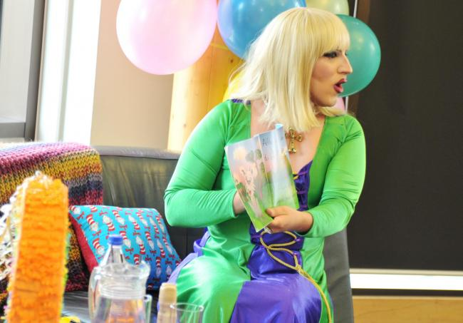 Response to Drag Queen Story Time event in Taunton LibraryBy amy cole - AN event which aims to celebrate 'all things LGBT' has received backlash.