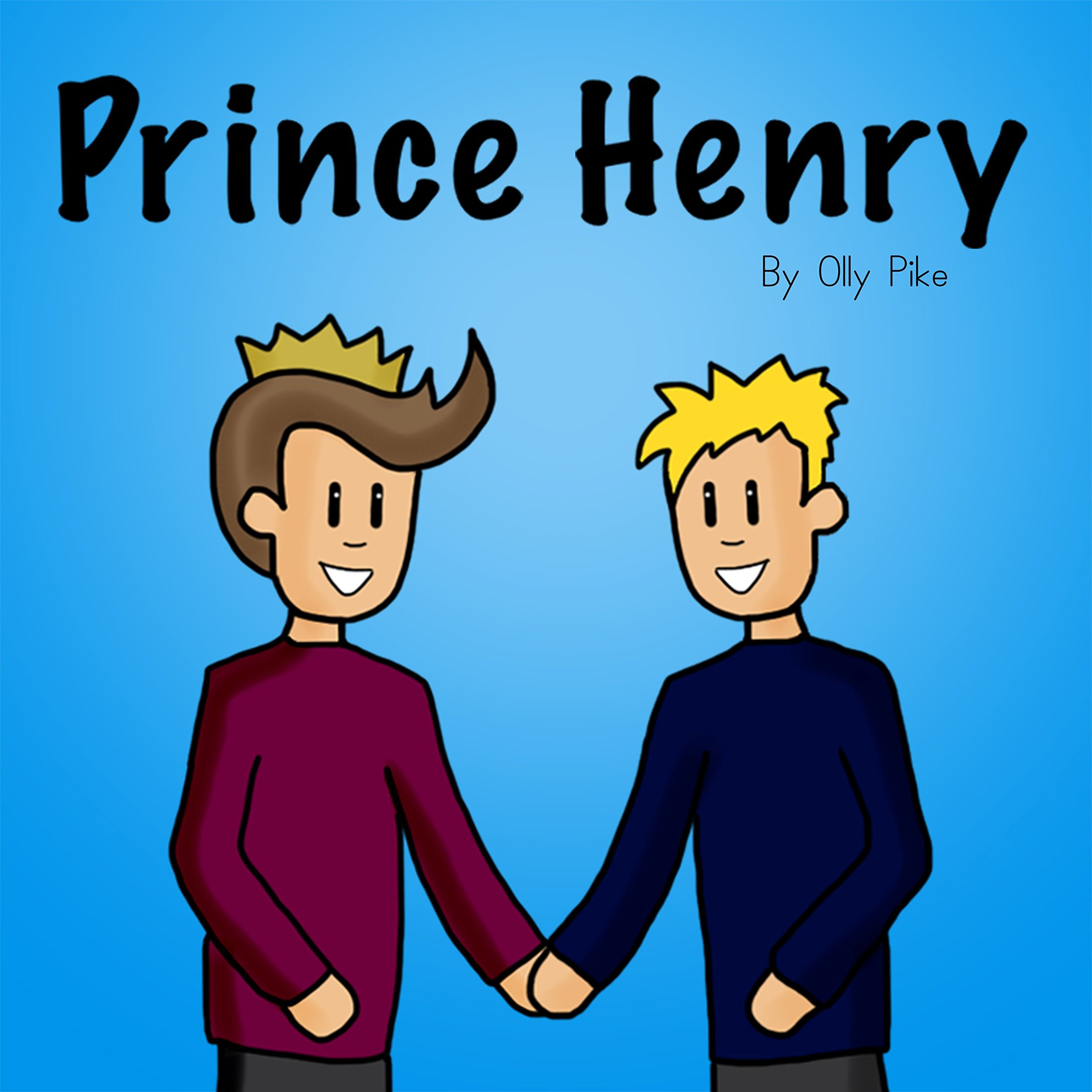 prince henryby olly pike - It is time for Prince Henry to find someone to marry, or so his parents think. Join Henry in his fairytale kingdom where certain laws apply when its comes to choosing who you can spend your life with.A fairytale romance intended for young readers, 'Prince Henry' delivers a positive message of both love and equality.