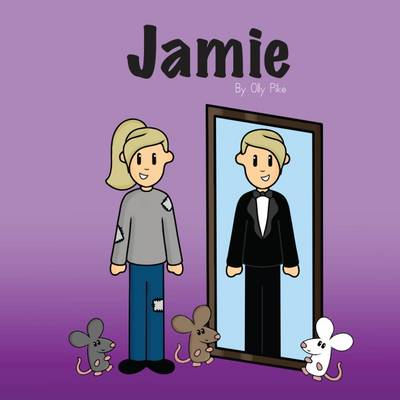 jamieby olly pike - What happens when you don't have a fairy godmother to grant your every wish? Jamie doesn't. So she finds her own way to go to the ball.A story of determination, hard work and transition. With some clever mice and a pumpkin car, join Jamie as she becomes... Jamie