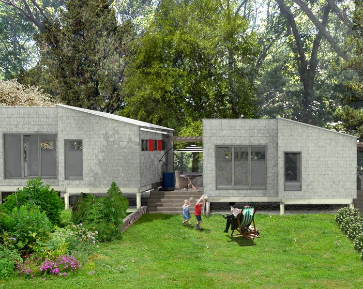 The Cottages for Sag Harbor