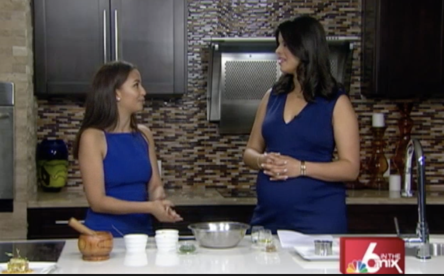 NBC 6  In The Mix Interview 2016