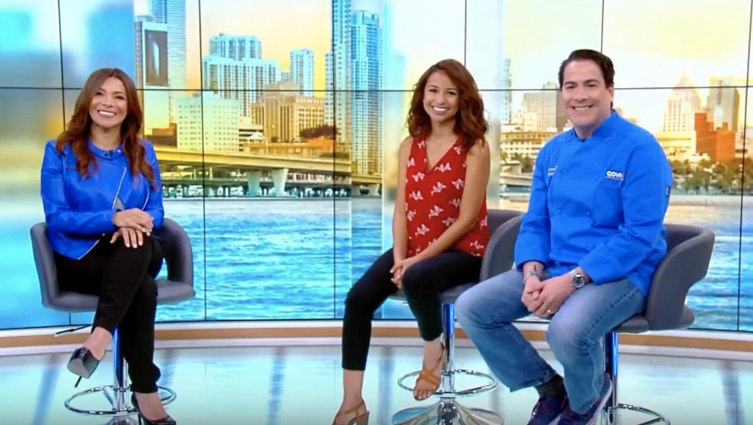 Univision - 2017 Desafio Goya Announcement