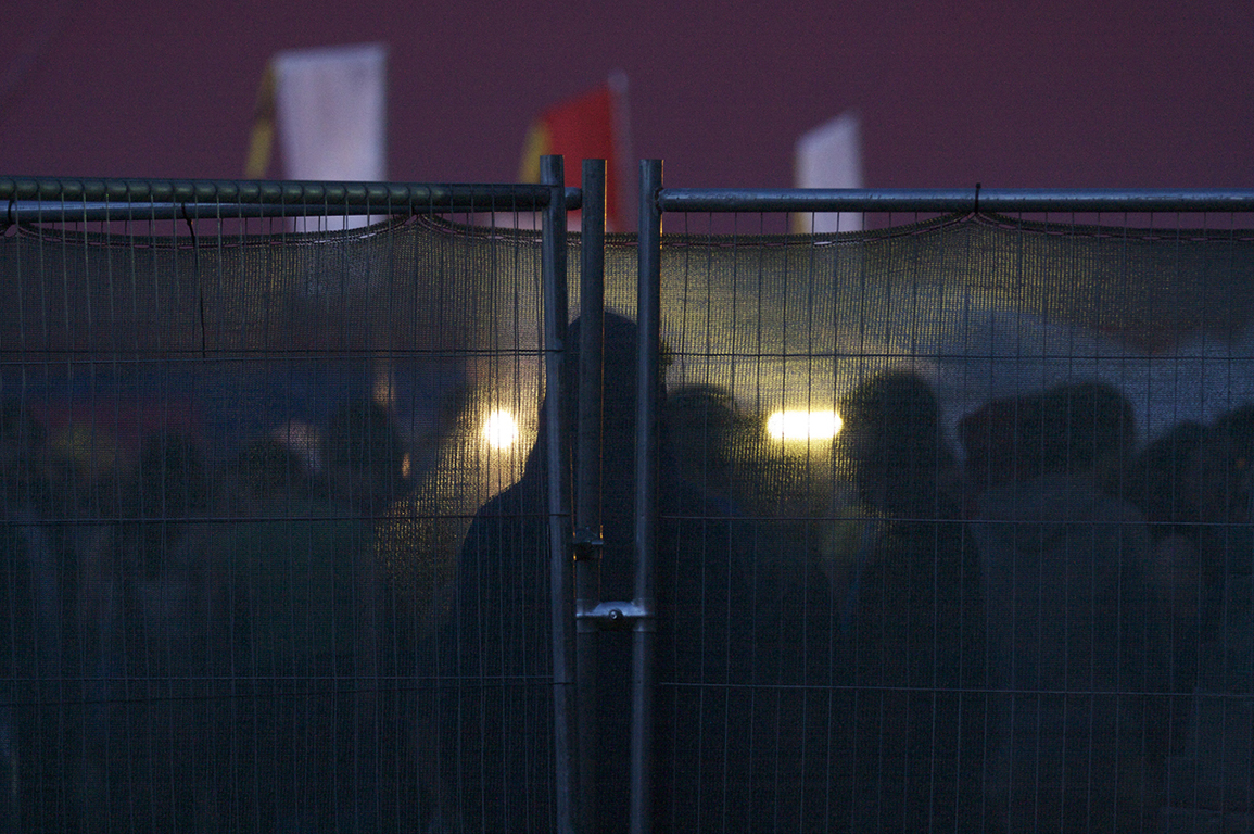 See You On the Other Side, festival goers united for the love of music beyond thew fence. Parklife Festival. Manchester