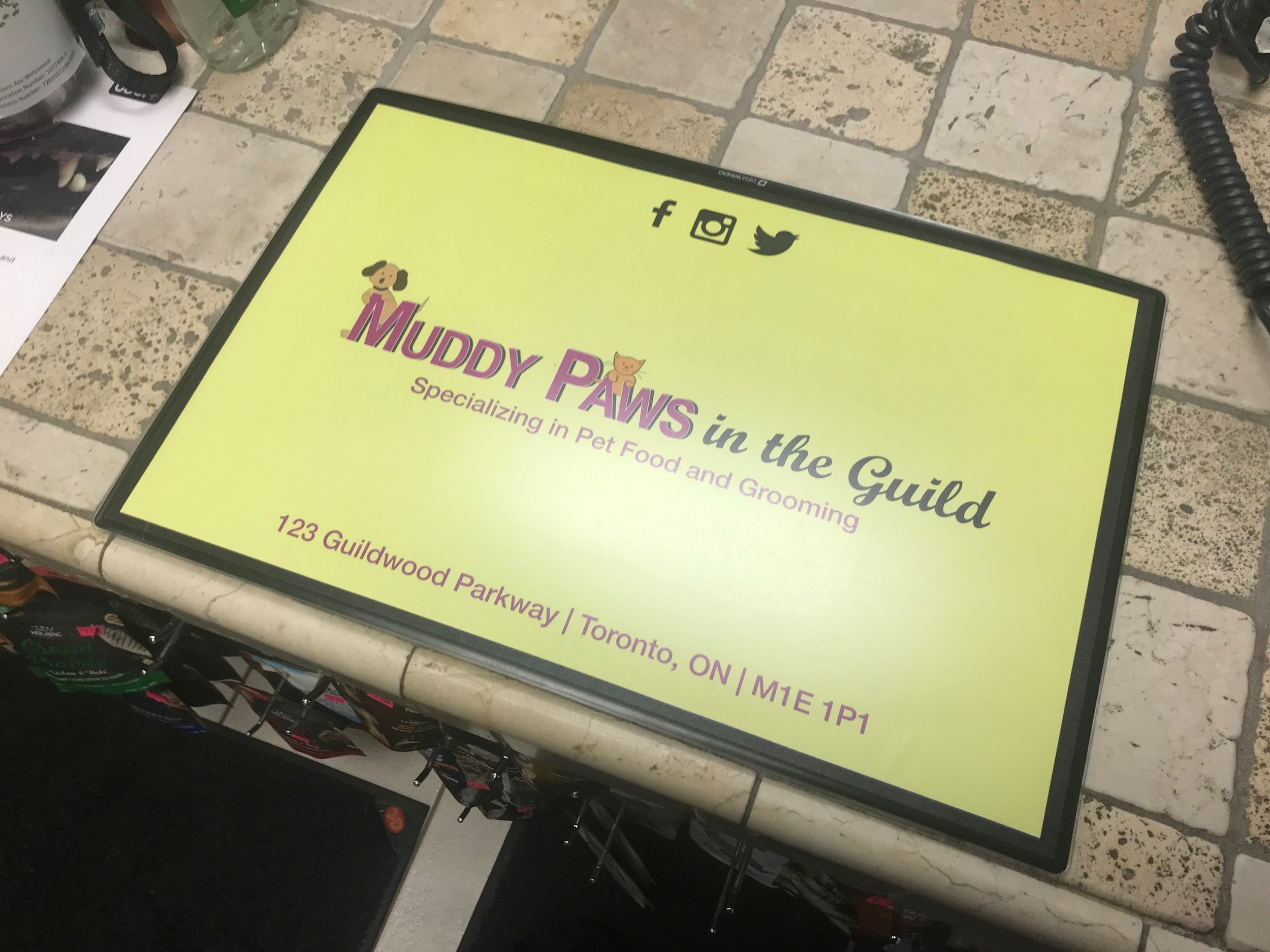 Muddy Paws Placemats.JPG