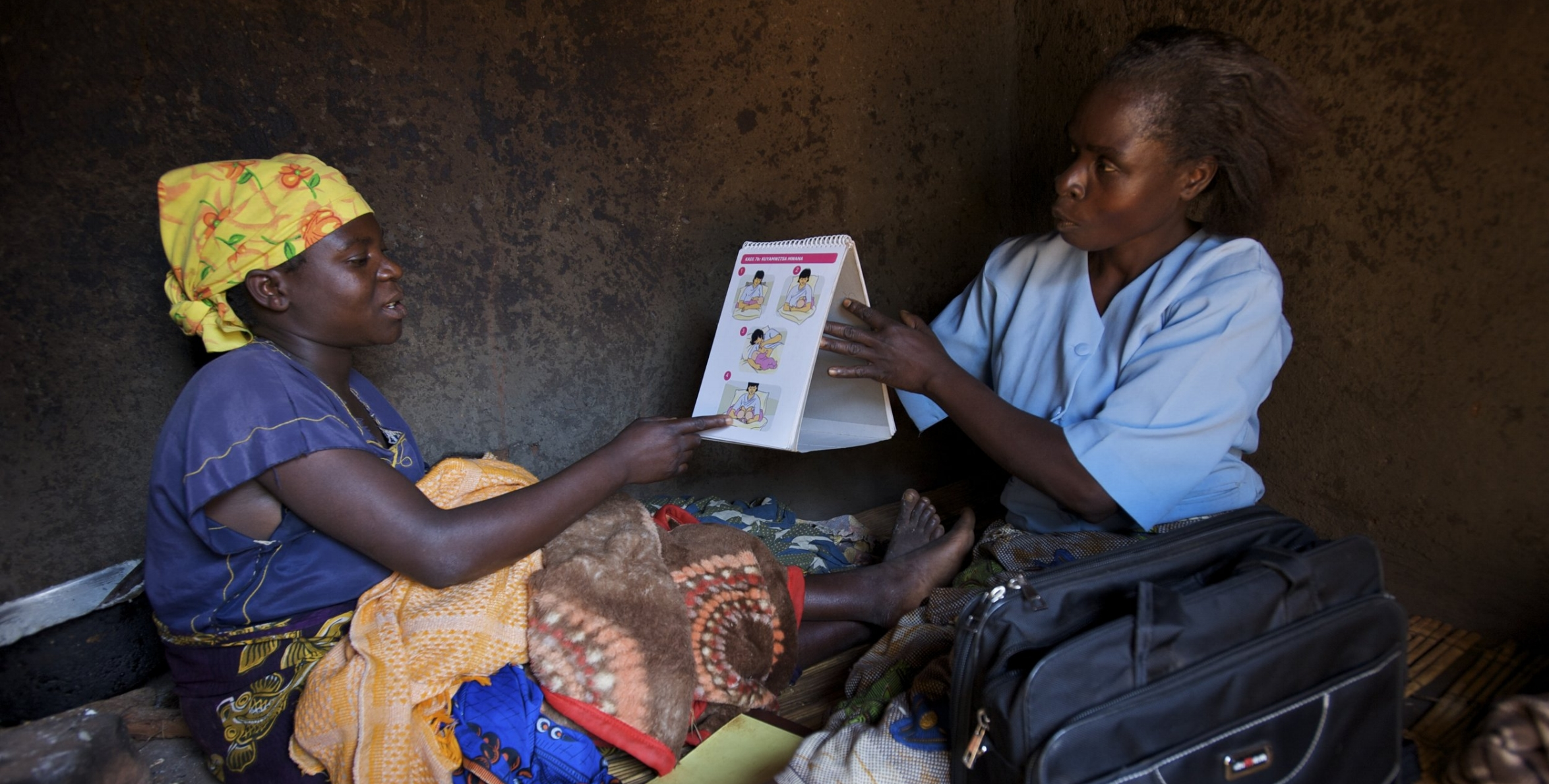 """""""The global visibility of our priorities is critical for us. We need partners both at the country-level and globally to understand them. We value the opportunity to actively present this Roadmap."""" – Ministry of Health, Malawi -"""