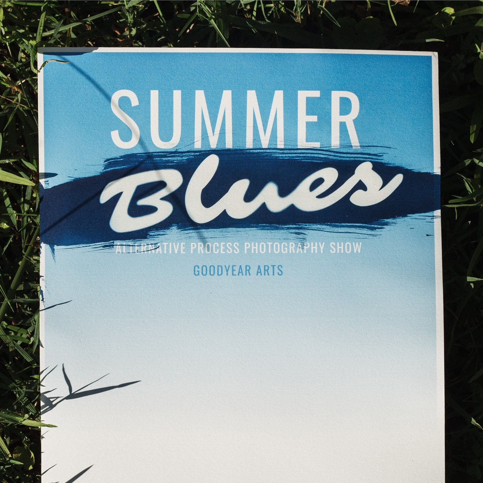 Summer Blues - July 12 // 6-9PMFree & open to the public