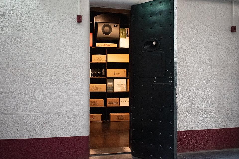 Essential Cellar