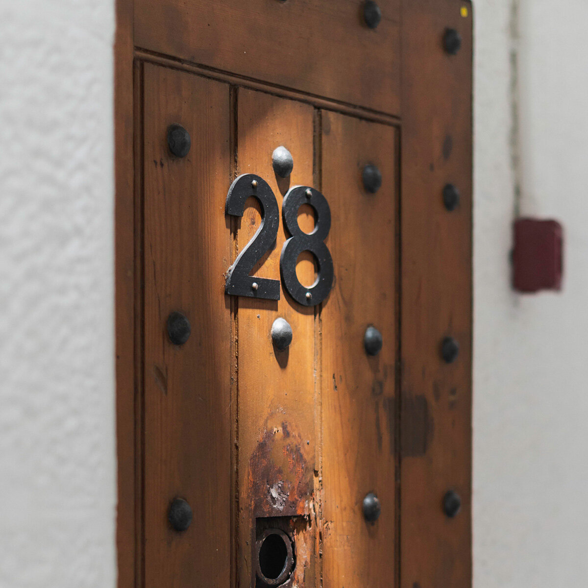 Your unique number - Your private cellar should be as individual as you are. Each cellar was once a prison cell with its own unique number which is still present today, giving you the chance to own a piece of history and a truly personalised space.