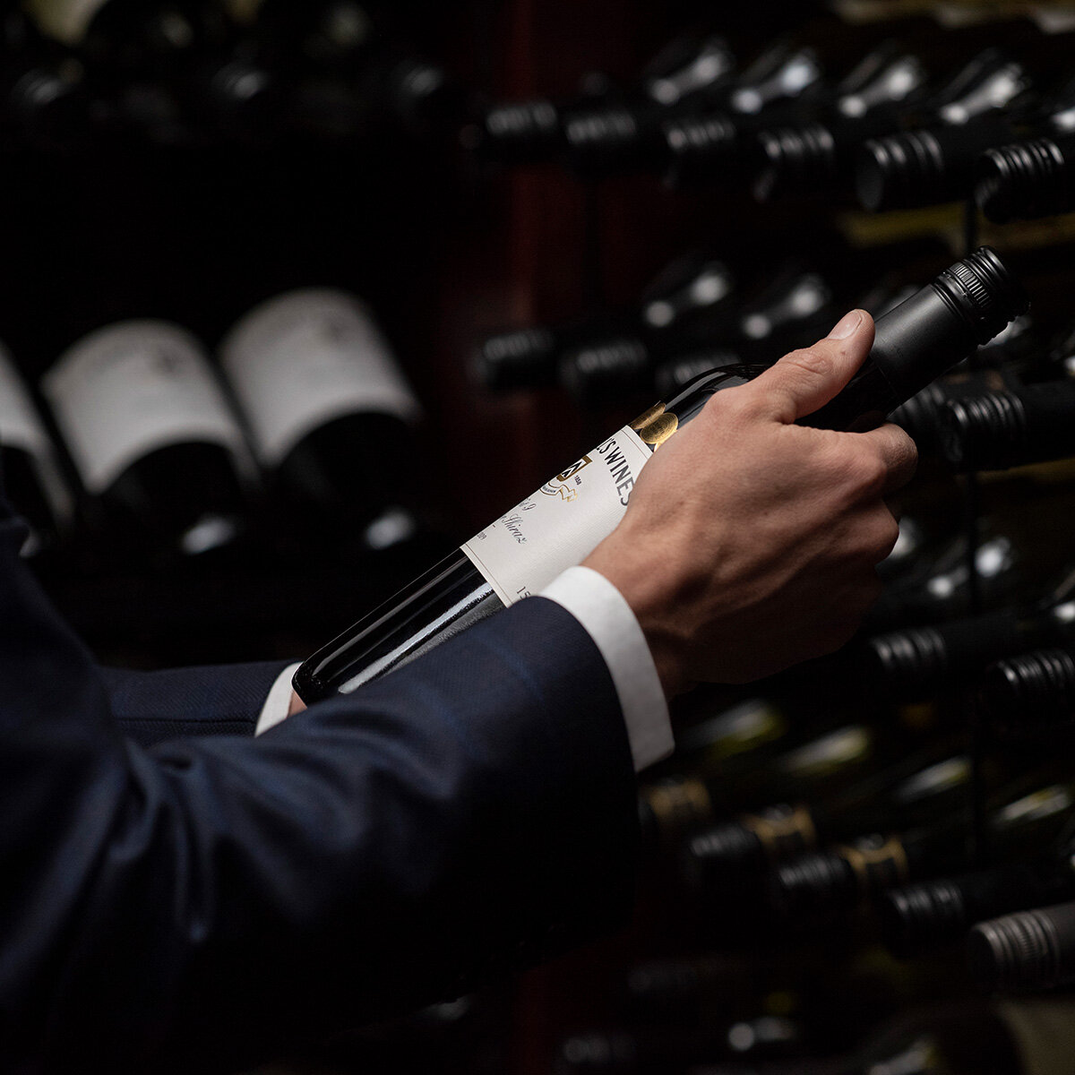 Your concierge service - If you need a bottle from your cellar but don't have the time to collect it, your concierge service will handle it for you. Your exclusive service includes receiving and cataloguing your wine, and same-day delivery from your cellar to home, work, or as a gift within metropolitan Melbourne.