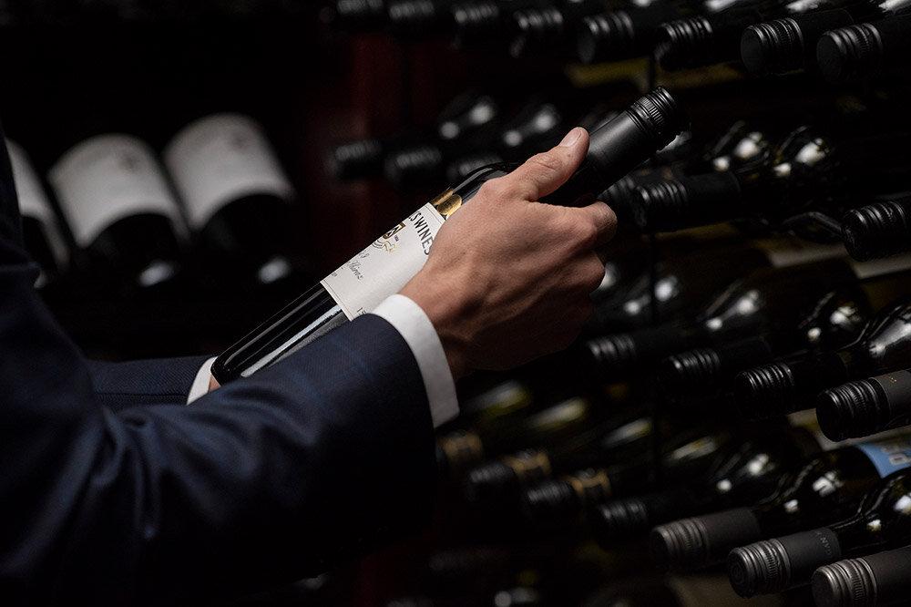 Australian design and menufactured wine racks