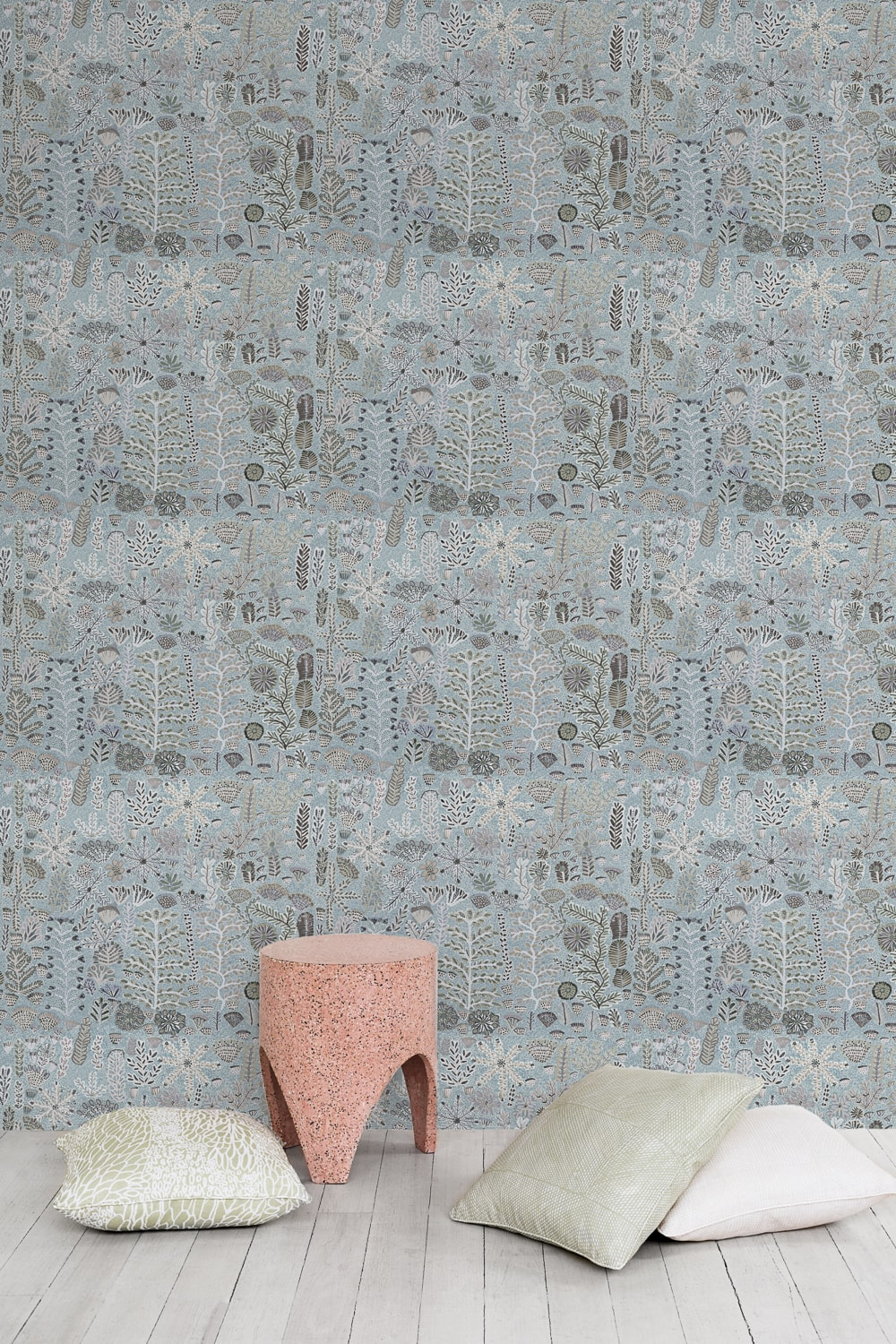 Sugarbag Dreaming 'Saltbush' wallpaper
