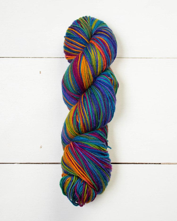 Rodeo Bearfoot yarn