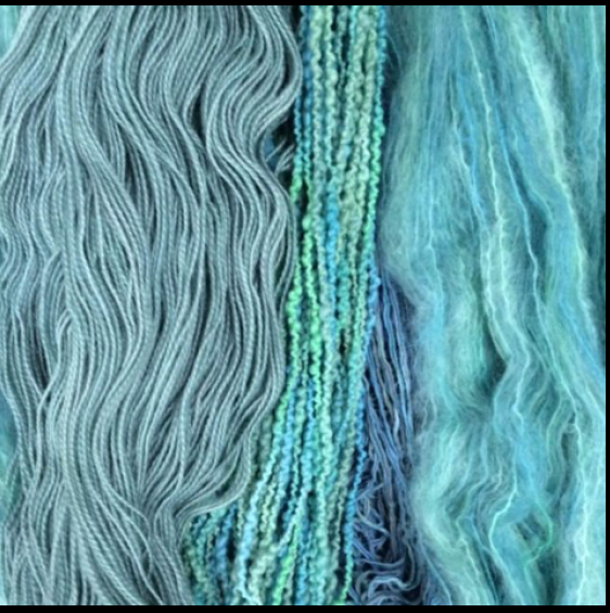 9 COLORWAYS AVAILABLE MOUNTAIN COLORS WARM AND WOOLY THROW KITS