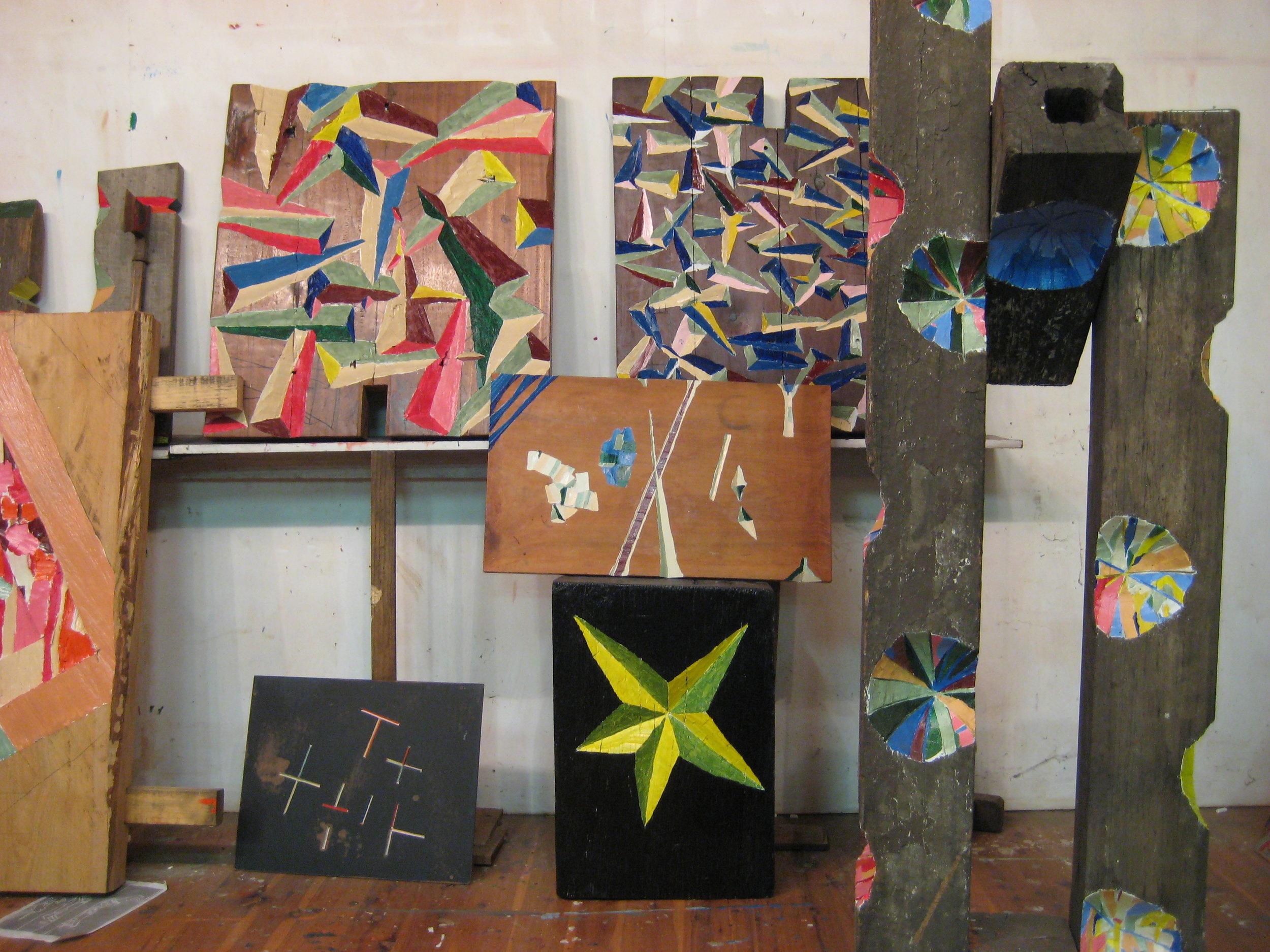 Experimental Art, 2008