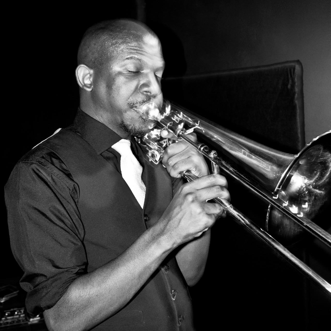 Charles Parkman - Charles has been playing trombone and other low brass instruments for 15 years. He has performed with various groups around San Diego, including The Amalgamated, Brass Hysteria, and The San Diego State Marching Aztecs